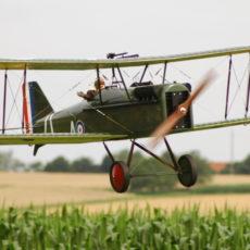 SE 5 Überflug